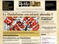 Le Dadaïsme - mouvement artistique, intellectuel et littéraire